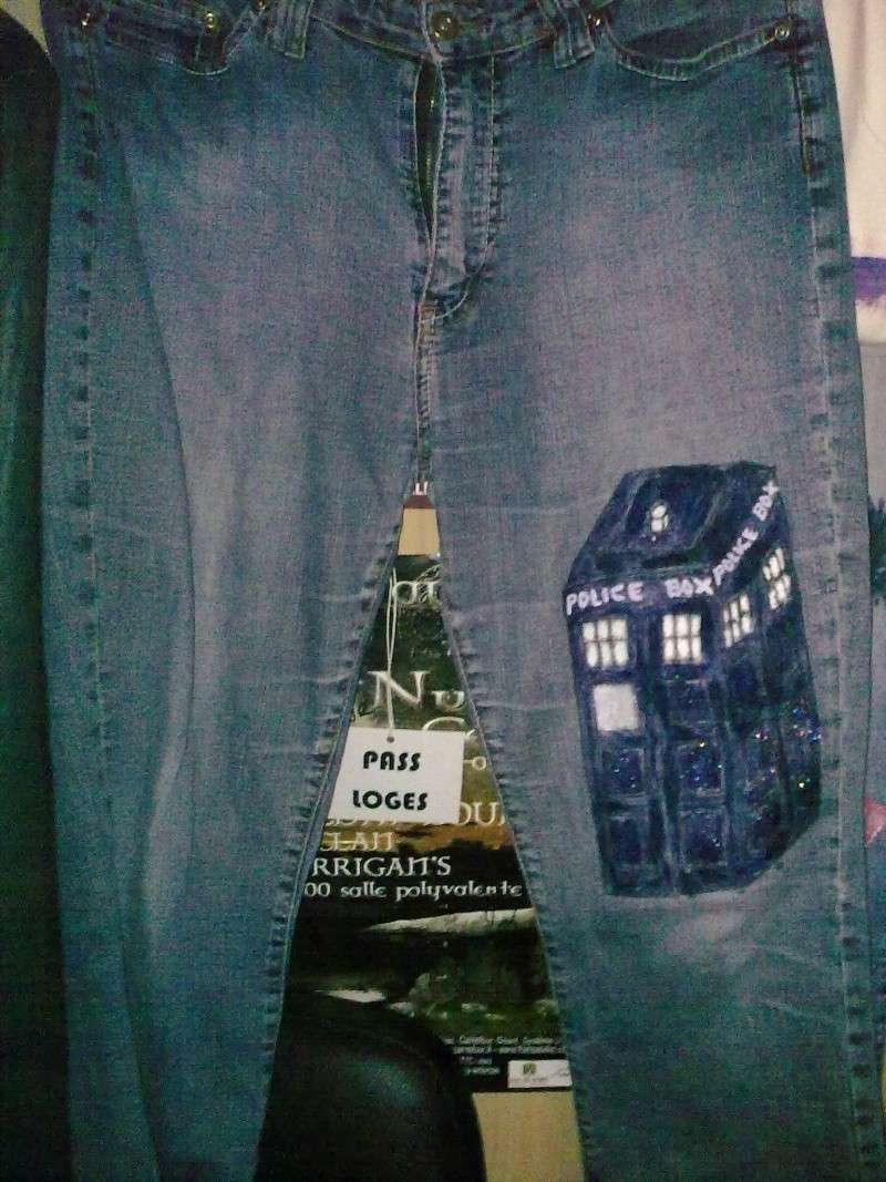 Customisation Doctor Who 27032012