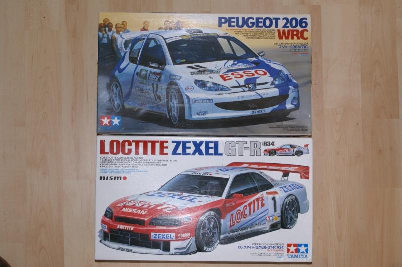 Vends maquettes 1/24 206 WRC et Skyline GTR Dsc05810
