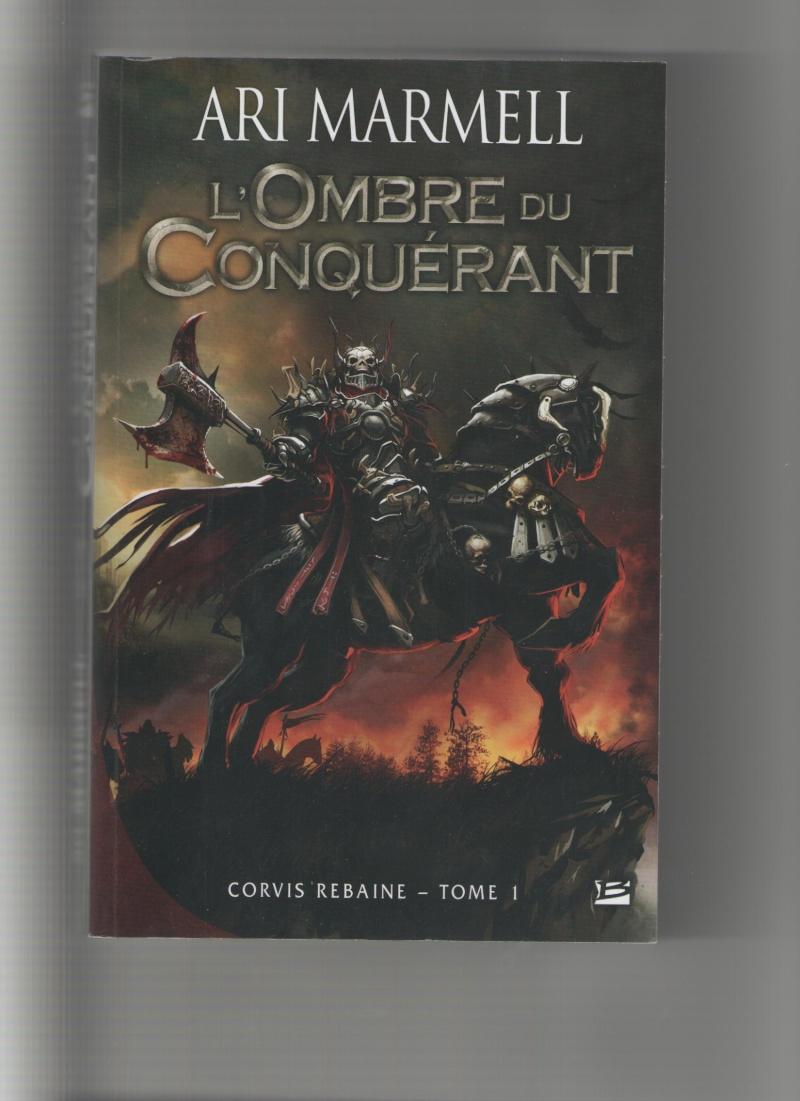 L'Ombre du Conquérant ( Corvis Rebaine T1) Corvis10