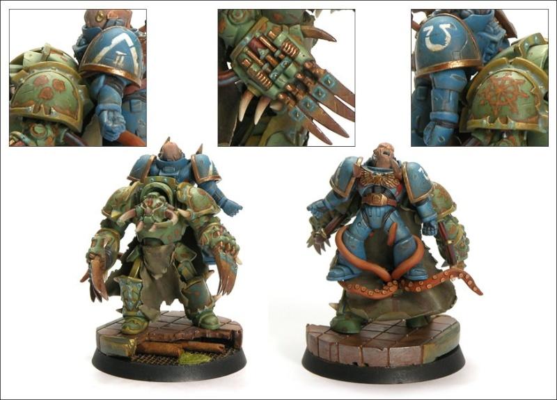 Warhammer 40K (figurines diverses trouvées sur internet! ) - Page 6 Nurgle10