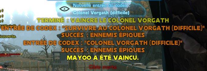 Avancée PVE Vorgat10