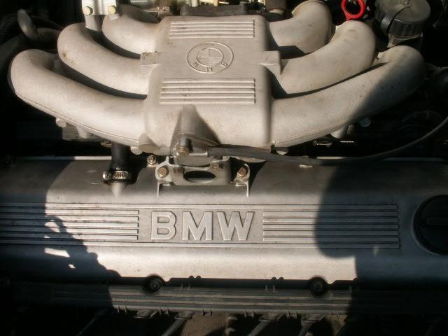 [BMW 320 i E30] Problème de démarrage à chaud M20_b210