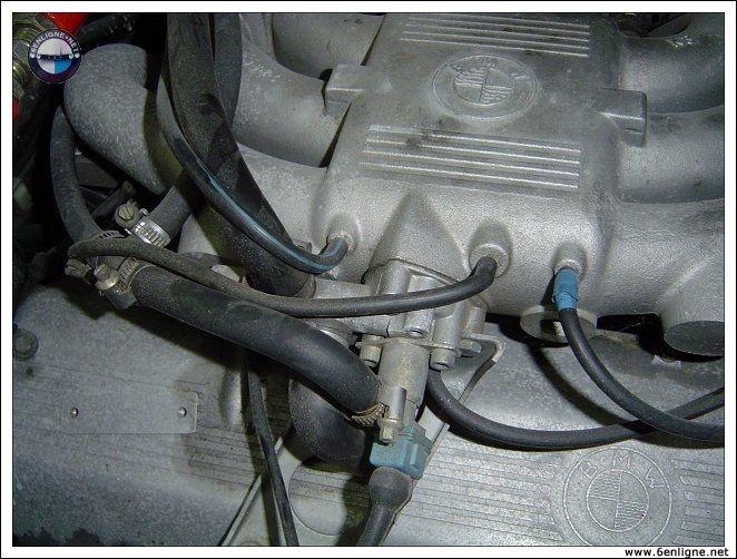 [BMW 320 i E30] Problème de démarrage à chaud M20_b211