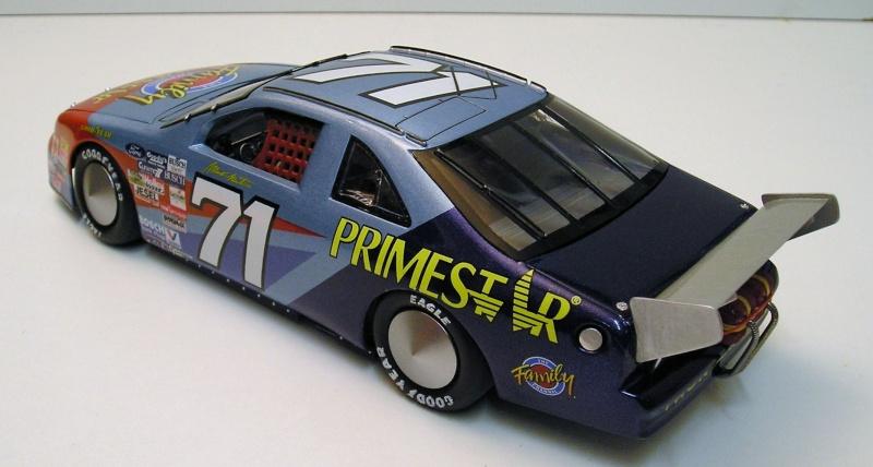 Ford T Bird 95 Nascar Racer Bonneville. 00714