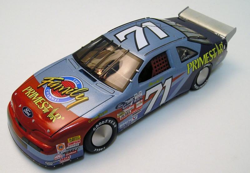 Ford T Bird 95 Nascar Racer Bonneville. 01312