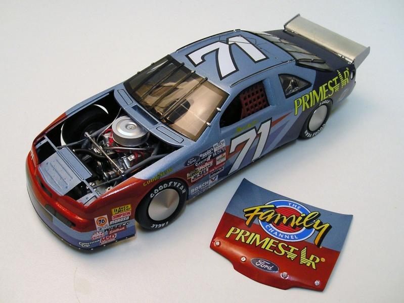 Ford T Bird 95 Nascar Racer Bonneville. 01511