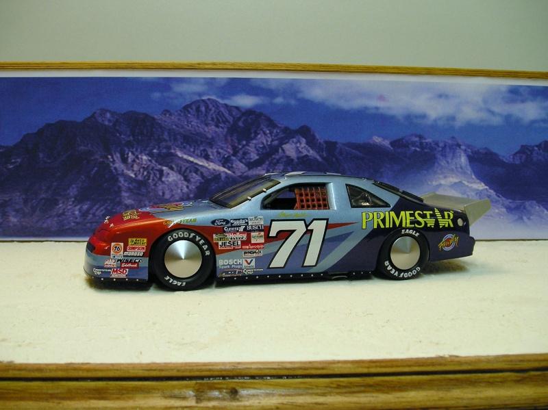 Ford T Bird 95 Nascar Racer Bonneville. 01713