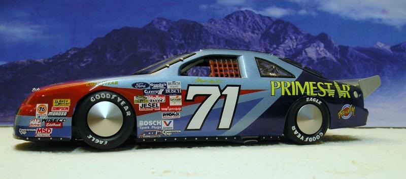 Ford T Bird 95 Nascar Racer Bonneville. 01912