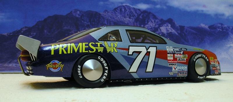 Ford T Bird 95 Nascar Racer Bonneville. 02013