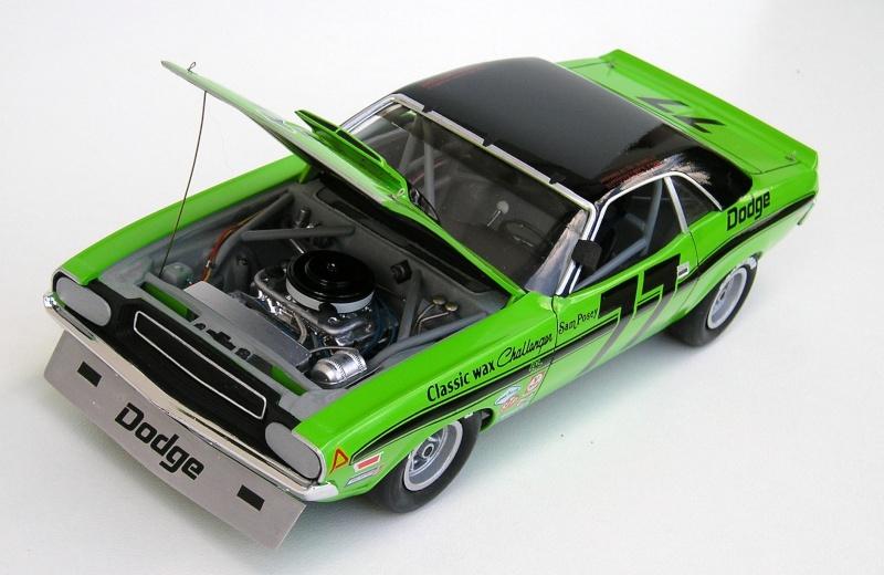 Dodge Challanger Trans am Sam Posey 02214