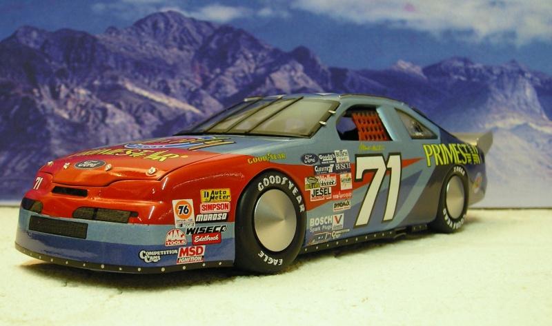 Ford T Bird 95 Nascar Racer Bonneville. 02313