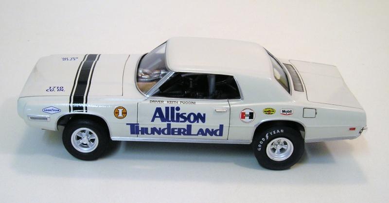 "fORD t BIRD ""ALISSON tHUNDERLAND"" 05310"
