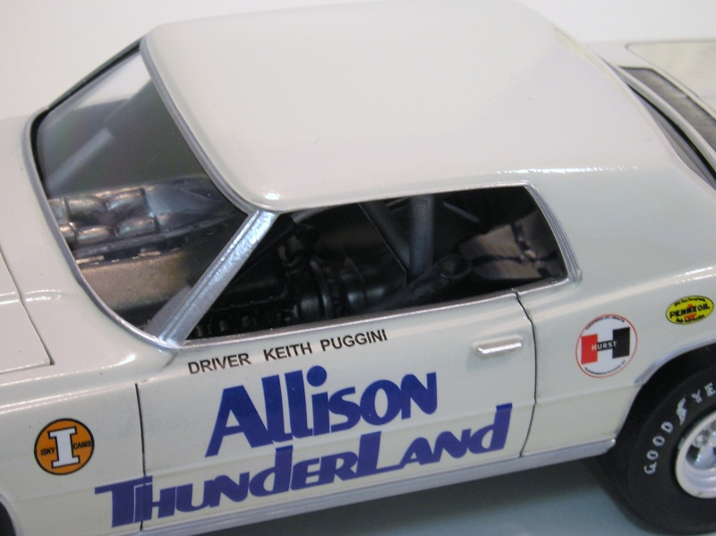 "fORD t BIRD ""ALISSON tHUNDERLAND"" 05513"
