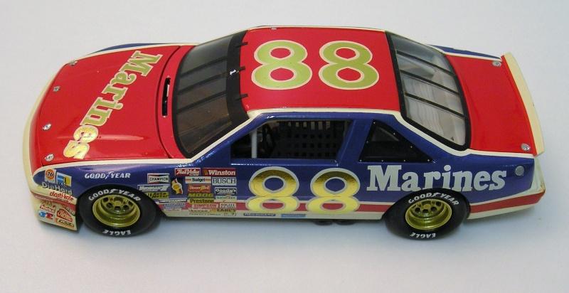 """Pontiac Grand Prix 91 nascar """"Marines"""" 07110"""
