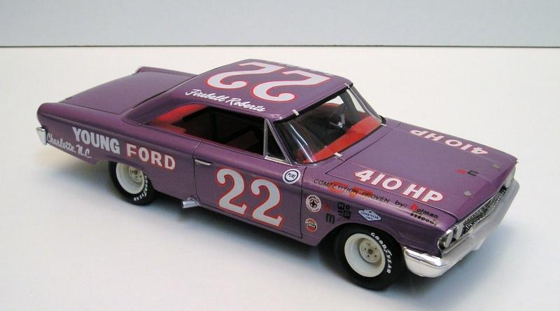 Ford Galaxie Nascar Fireball Roberts Ford_g13