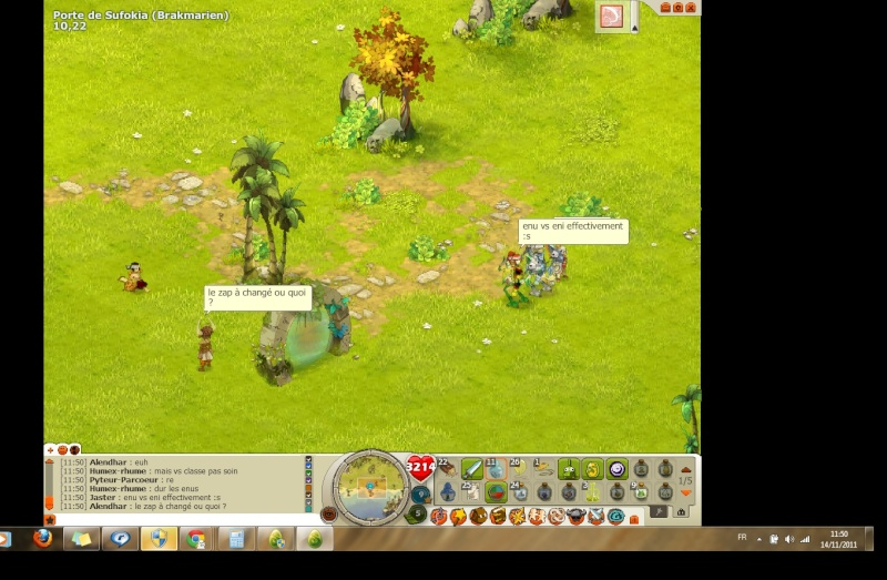 Screen dofus rigolo Screen11