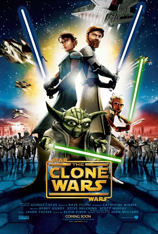 [LIVRE/CD/MEDIA] CLONE WARS : La série Clonew10