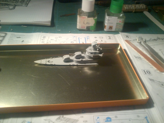 USS BENSON DD-421 1/350 DRAGON Img-2011