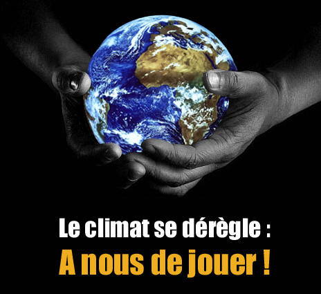 5 juin : Journée Mondiale de l'environnement — Que faites-vous pour l'environnement ? Climat11