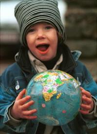 5 juin : Journée Mondiale de l'environnement — Que faites-vous pour l'environnement ? Enfant11