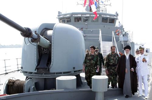 Marine Iranienne. 20533010