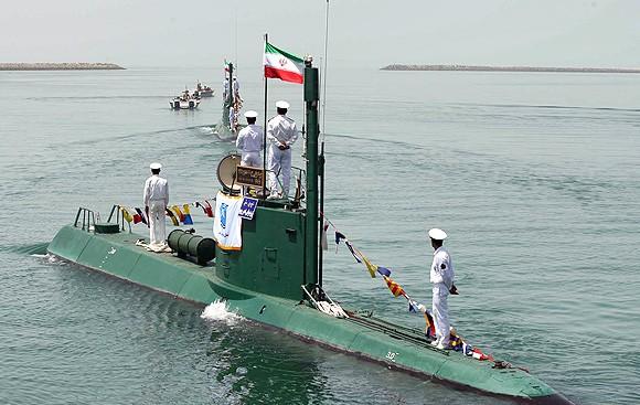 Marine Iranienne. 41650610