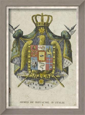 Armoiries du Royaume d'Italie  Fontai10