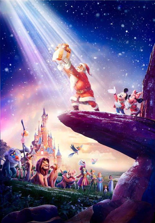 Saison de noël : Le Noël Enchanté Disney du 7 novembre 2011 au 8 janvier 2012 32111510