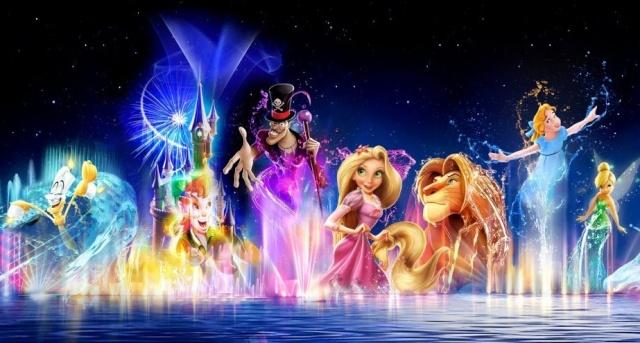 Le 20ème anniversaire de Disneyland paris  37770810