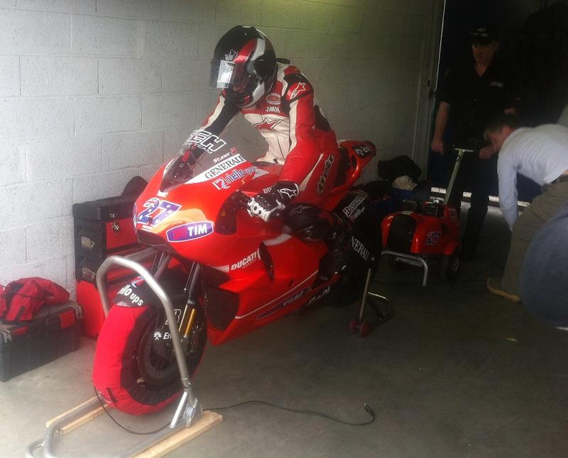 une vraie motogp au circuit de prenois Photo10