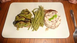 Foie de veau en croûte d'herbe Foie_d10