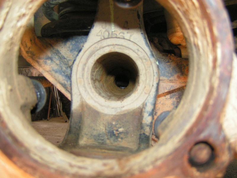 Croisillon de roue sur XJ Pict0032