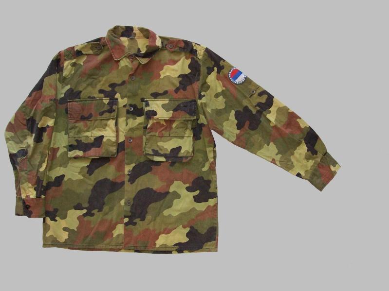 Serbian of Bosnian and Srpska repubic camouflage 100_0224