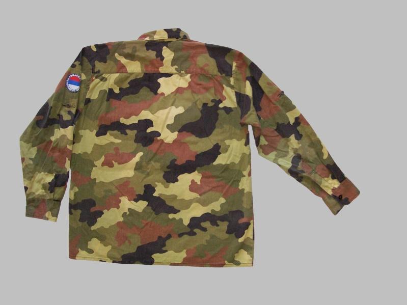 Serbian of Bosnian and Srpska repubic camouflage 100_0225