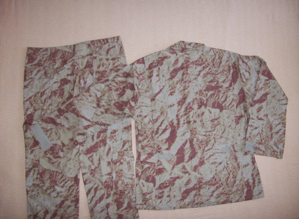 DESERT digital camouflage uniform 100_2011