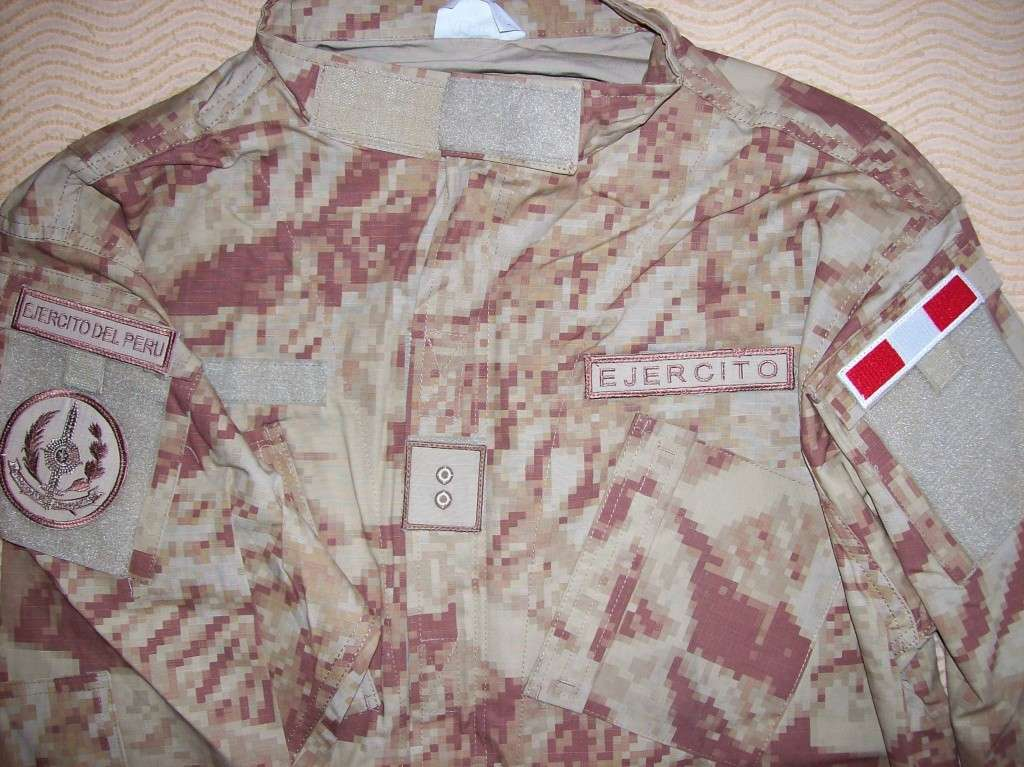 DESERT digital camouflage uniform 100_2012