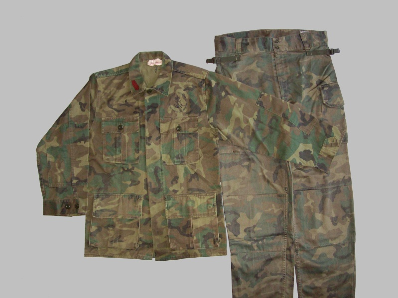 Spanish Marines desert camouflage uniform 100_4911