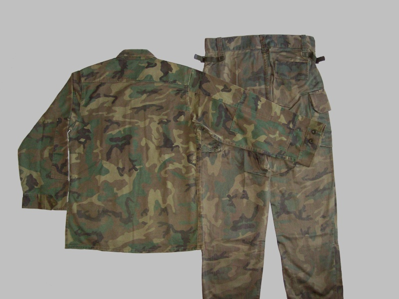 Spanish Marines desert camouflage uniform 100_4912