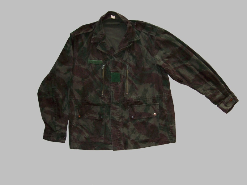 Portuguese Camo F1 Cut Export Uniform with French language tag 100_7216