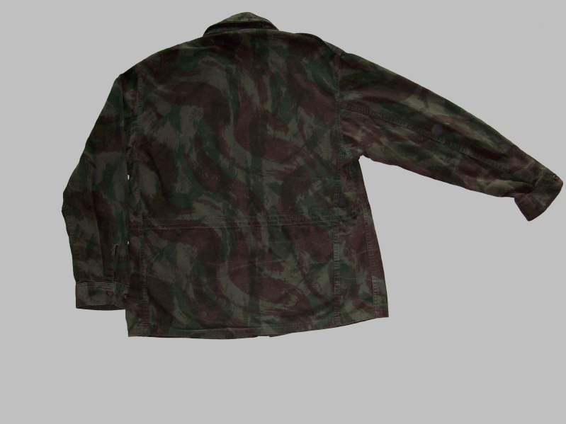 Portuguese Camo F1 Cut Export Uniform with French language tag 100_7217
