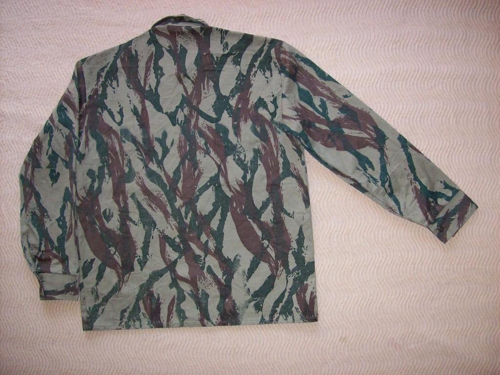 Israeli Camouflage Shirt.....Unusual Pattern 100_7322