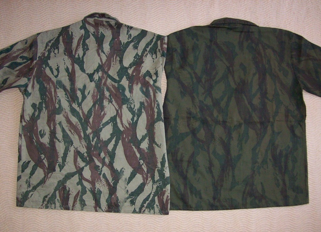 Israeli Camouflage Shirt.....Unusual Pattern 100_7323