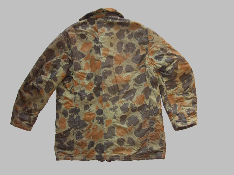 paratrooper garment camouflage build in parachute material 100_7328