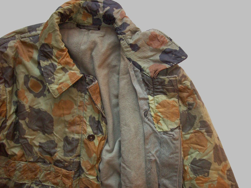 paratrooper garment camouflage build in parachute material 100_7329