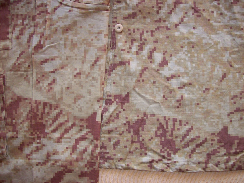 DESERT digital camouflage uniform 100_7414