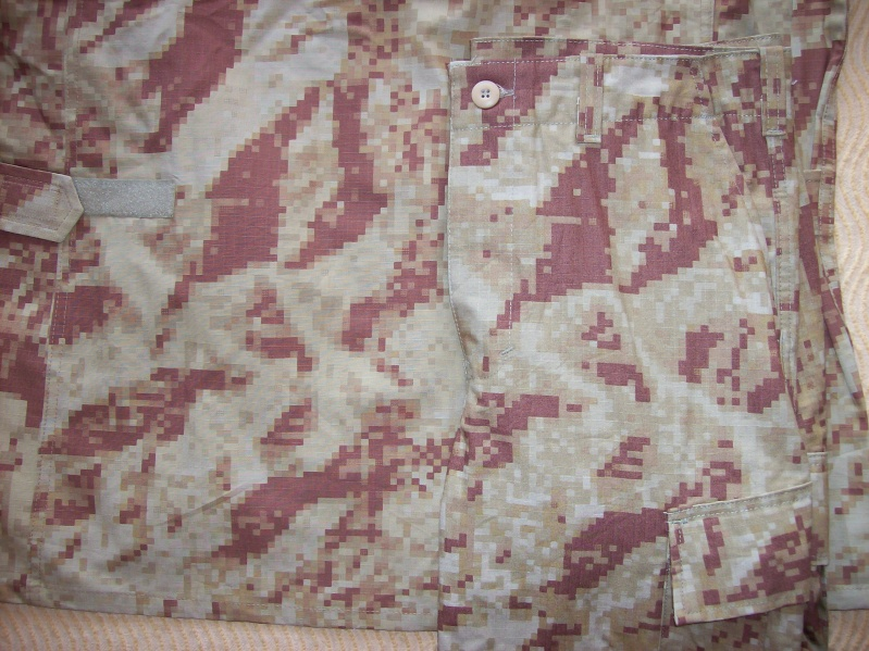 DESERT digital camouflage uniform 100_7415