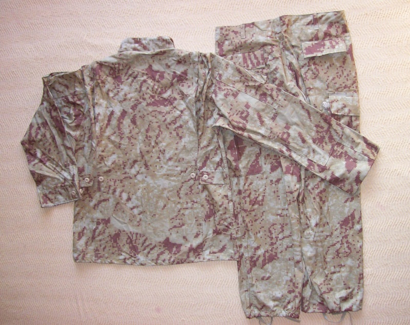 DESERT digital camouflage uniform 100_7417