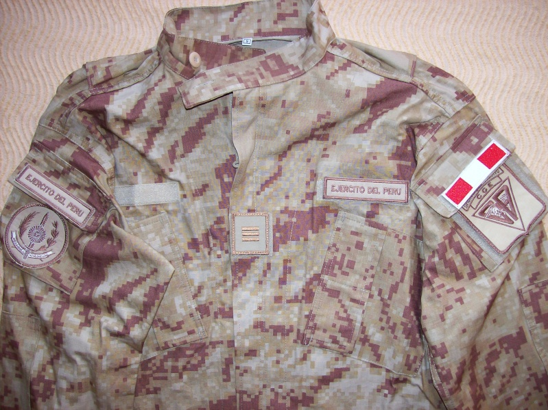 DESERT digital camouflage uniform 100_7418