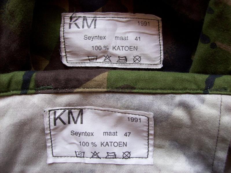 Dutch Marines Korps Mariniers clothing 100_7715