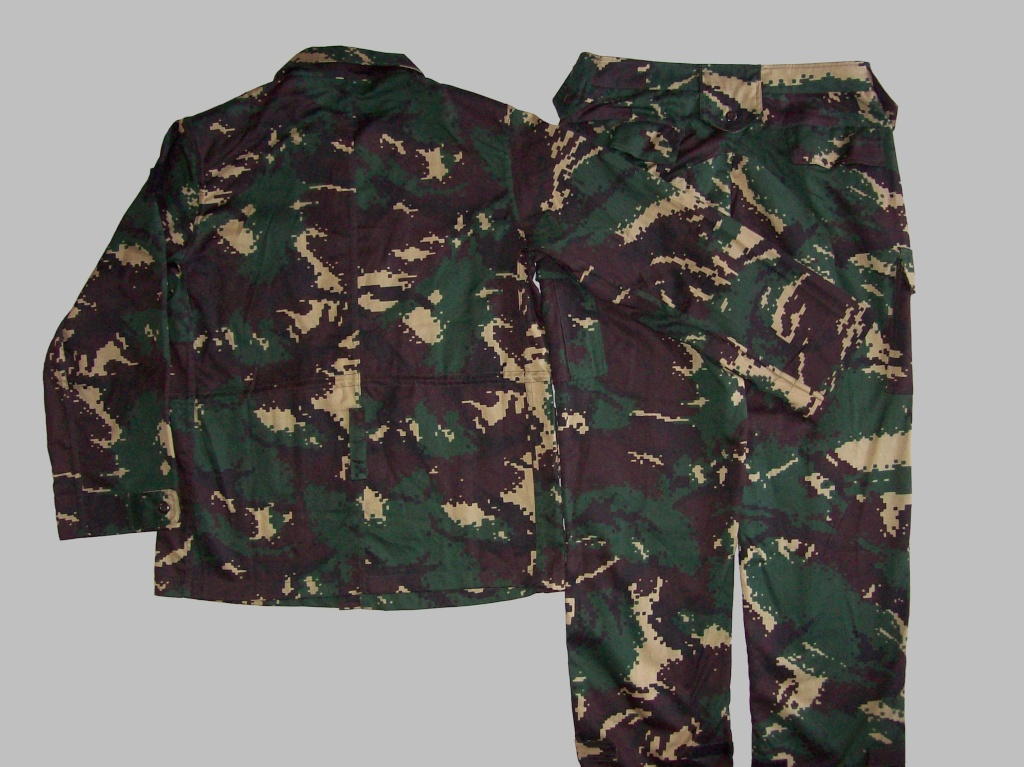 PLA Type 03 Special Forces DPM uniform 100_7731